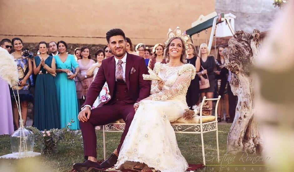 La boda de Luis Miguel y Ines Cristina en Montehermoso, Cáceres
