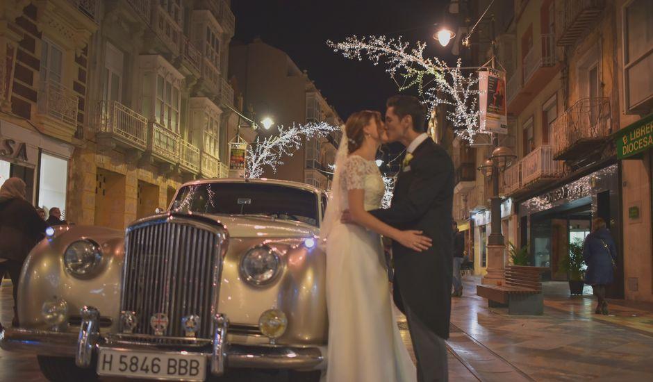 La boda de Javier y Isabel en Nueva Cartagena, Murcia