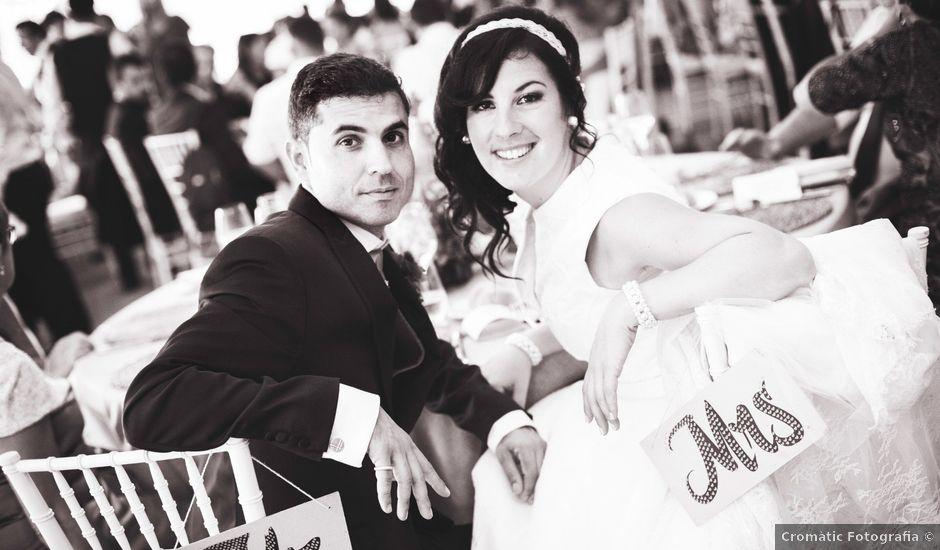 La boda de Manuel y Yéssica en Favara, Valencia