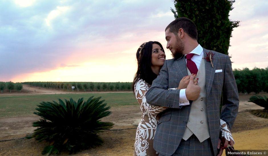 La boda de Héctor y Paula en Sevilla, Sevilla