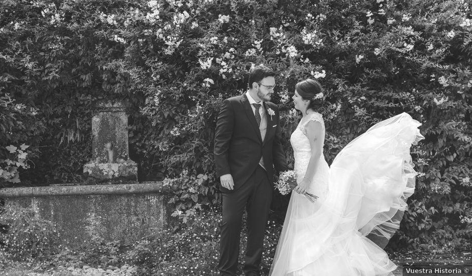 La boda de Diego y Natalia en Grado, Asturias