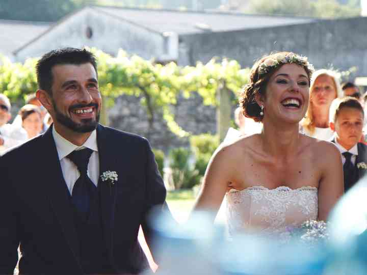 La boda de Aida y Lorenzo