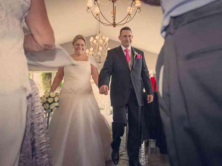 La boda de Sandra y Pascual