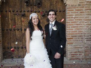 La boda de Enrico y Clara