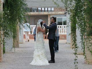 La boda de Patricia y Moises