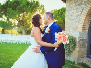 La boda de Laura y Victor