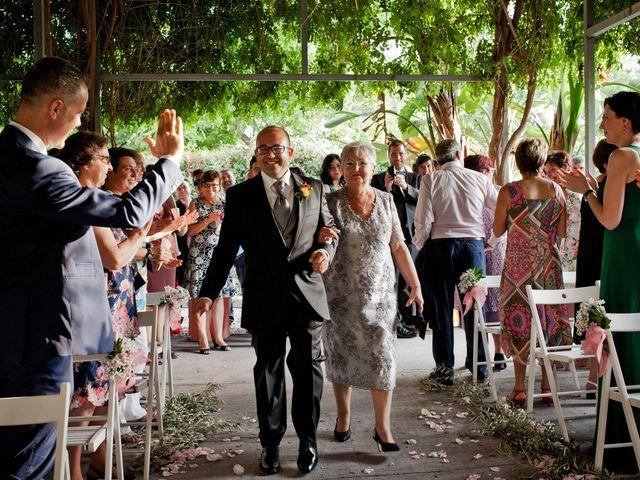 La boda de Salva y Vero en Paterna, Valencia 2