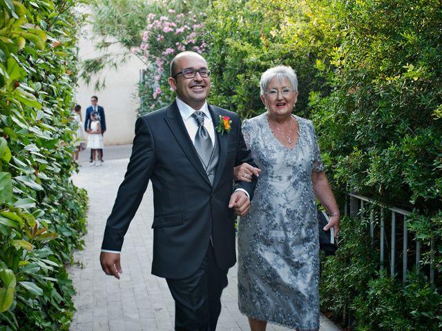 La boda de Salva y Vero en Paterna, Valencia 5
