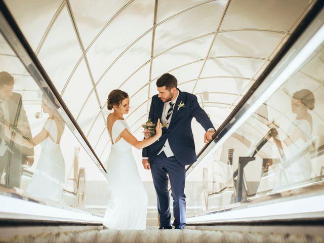 La boda de Nora y Jon
