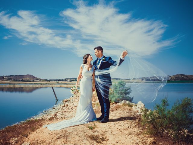 La boda de Maria José y Fernando