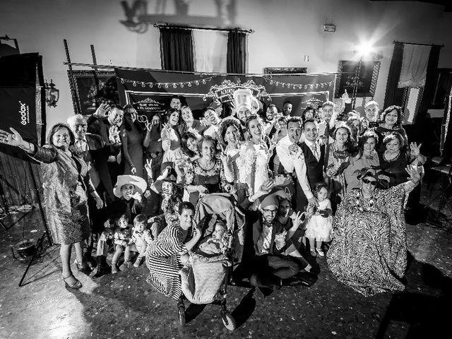 La boda de Alberto y Gemma en Córdoba, Córdoba 1