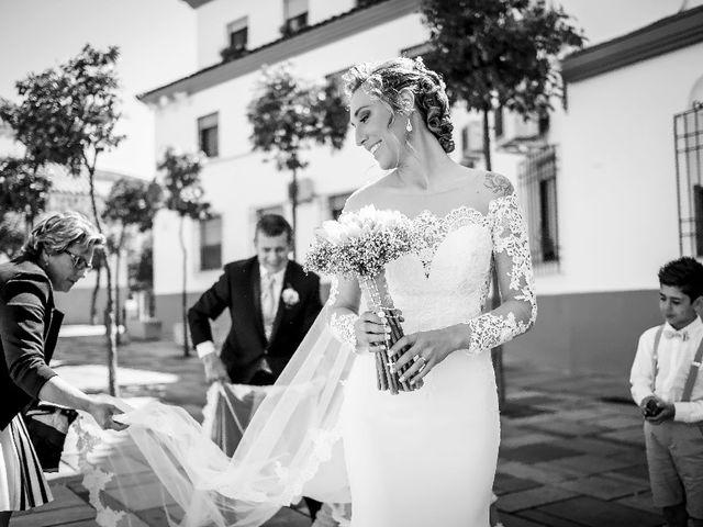 La boda de Alberto y Gemma en Córdoba, Córdoba 5