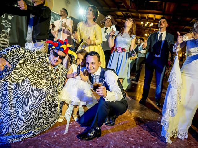 La boda de Alberto y Gemma en Córdoba, Córdoba 22