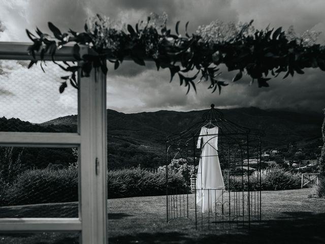 La boda de Angie y Luca en Jarandilla, Cáceres 2