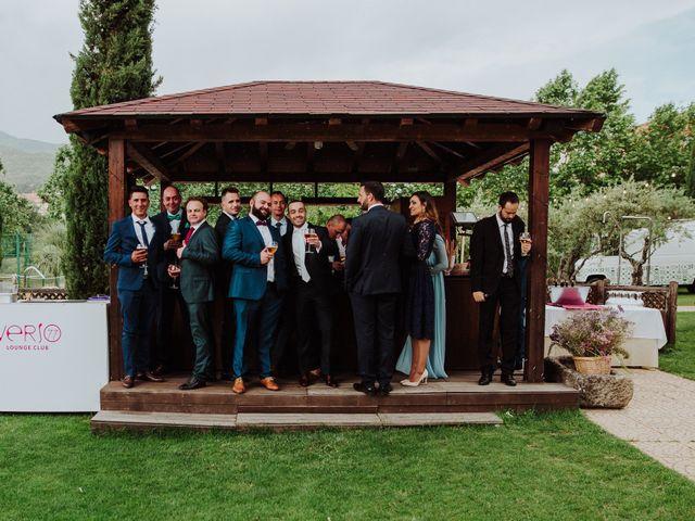 La boda de Angie y Luca en Jarandilla, Cáceres 17