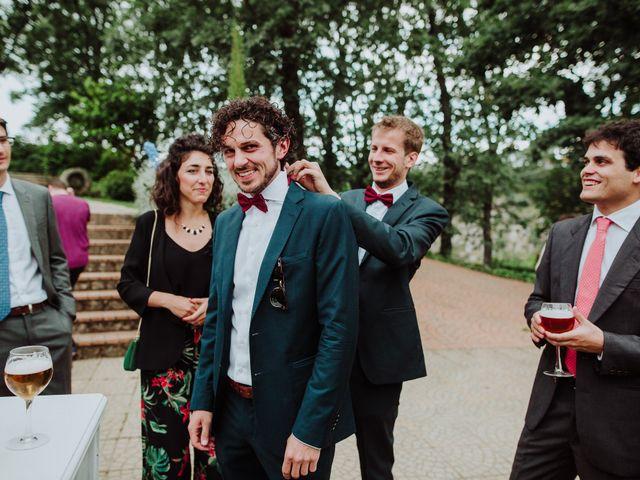 La boda de Angie y Luca en Jarandilla, Cáceres 18