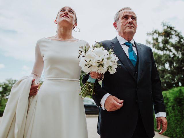 La boda de Angie y Luca en Jarandilla, Cáceres 20