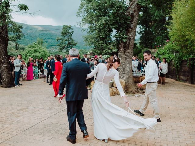 La boda de Angie y Luca en Jarandilla, Cáceres 21