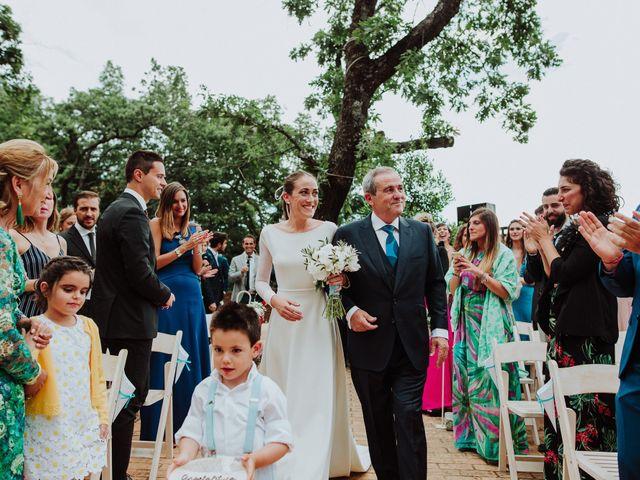 La boda de Angie y Luca en Jarandilla, Cáceres 22