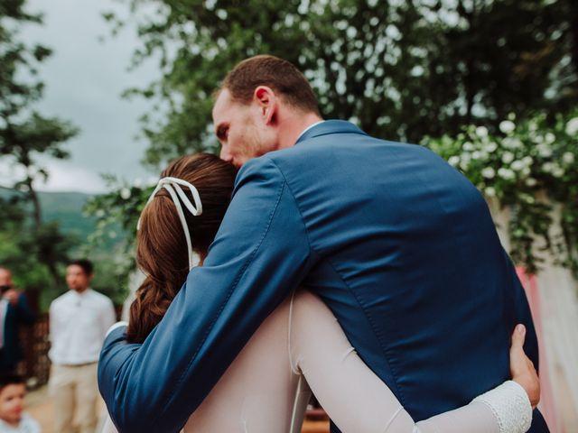 La boda de Angie y Luca en Jarandilla, Cáceres 23