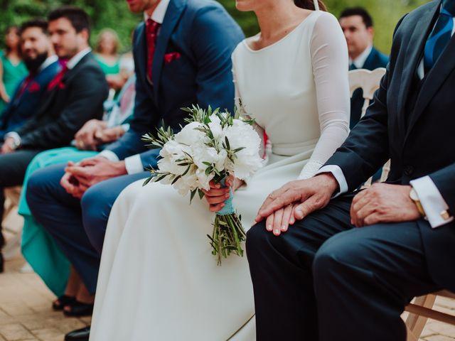 La boda de Angie y Luca en Jarandilla, Cáceres 25