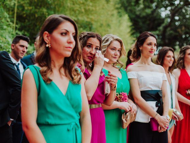 La boda de Angie y Luca en Jarandilla, Cáceres 26