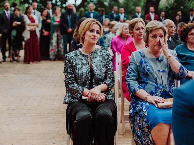 La boda de Angie y Luca en Jarandilla, Cáceres 27