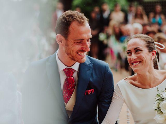 La boda de Angie y Luca en Jarandilla, Cáceres 32