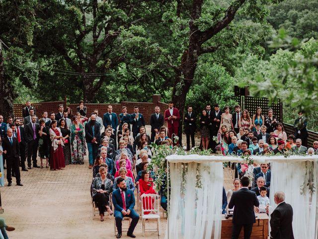 La boda de Angie y Luca en Jarandilla, Cáceres 33