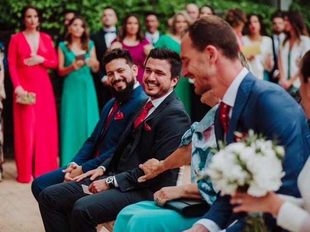 La boda de Angie y Luca en Jarandilla, Cáceres 34