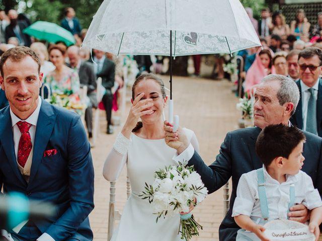 La boda de Angie y Luca en Jarandilla, Cáceres 38