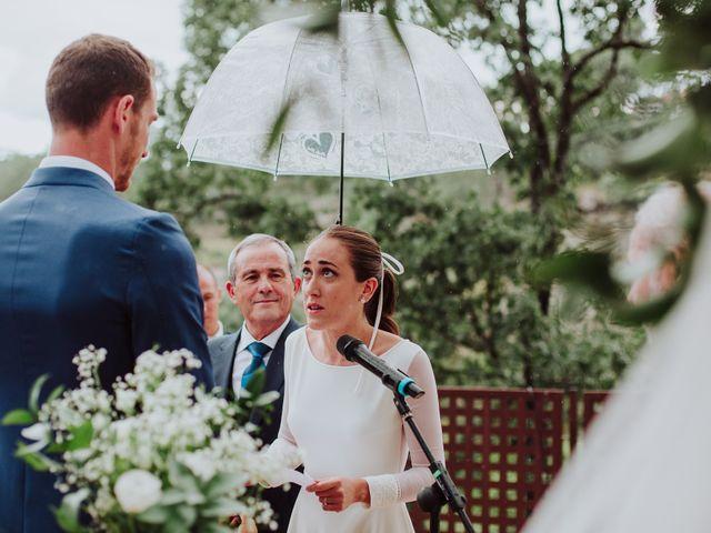 La boda de Angie y Luca en Jarandilla, Cáceres 41