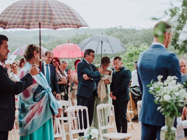 La boda de Angie y Luca en Jarandilla, Cáceres 42