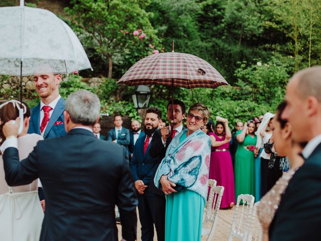 La boda de Angie y Luca en Jarandilla, Cáceres 43
