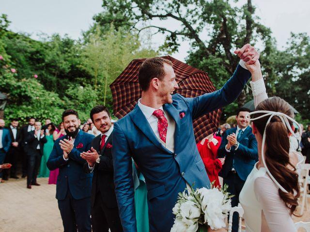La boda de Angie y Luca en Jarandilla, Cáceres 47