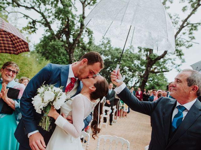 La boda de Angie y Luca en Jarandilla, Cáceres 48