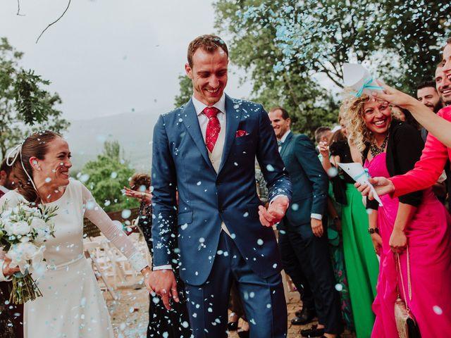 La boda de Angie y Luca en Jarandilla, Cáceres 49