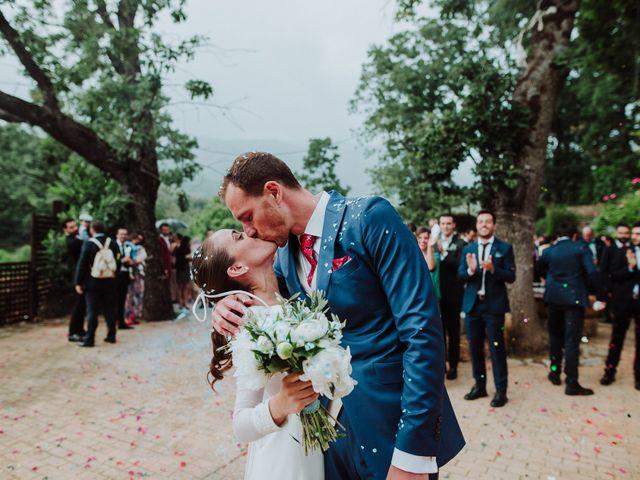 La boda de Angie y Luca en Jarandilla, Cáceres 50