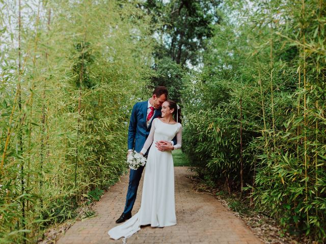 La boda de Angie y Luca en Jarandilla, Cáceres 52