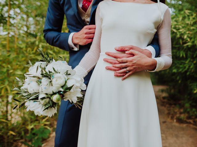 La boda de Angie y Luca en Jarandilla, Cáceres 53