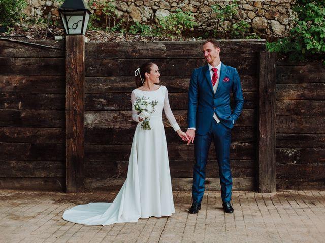 La boda de Angie y Luca en Jarandilla, Cáceres 56