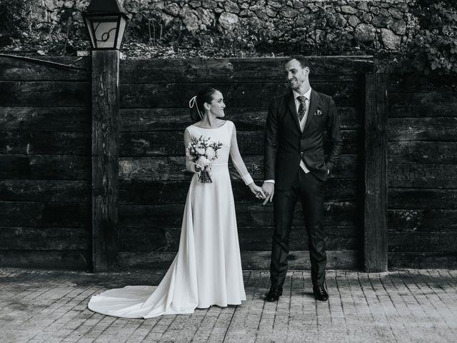 La boda de Angie y Luca en Jarandilla, Cáceres 57