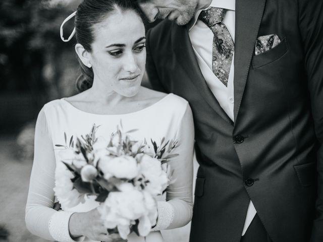 La boda de Angie y Luca en Jarandilla, Cáceres 60