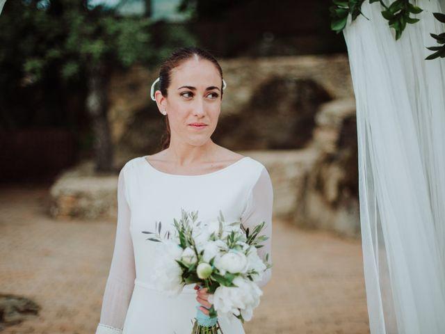 La boda de Angie y Luca en Jarandilla, Cáceres 61