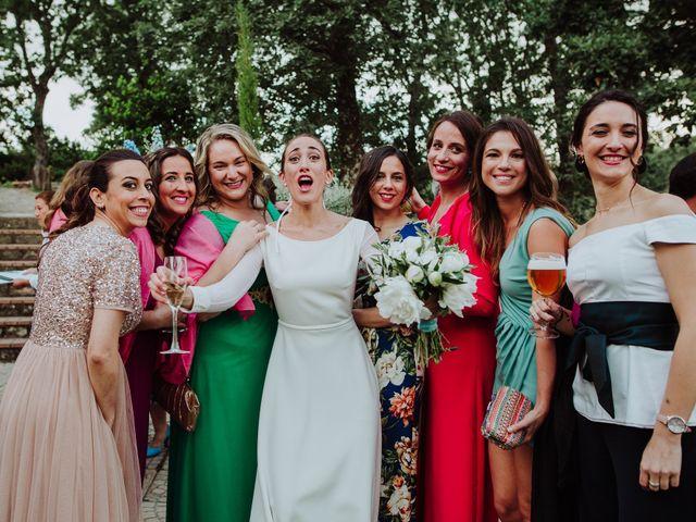 La boda de Angie y Luca en Jarandilla, Cáceres 68