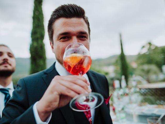 La boda de Angie y Luca en Jarandilla, Cáceres 71