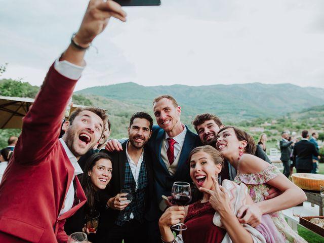 La boda de Angie y Luca en Jarandilla, Cáceres 72