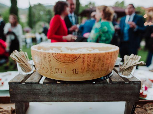 La boda de Angie y Luca en Jarandilla, Cáceres 73