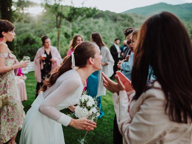 La boda de Angie y Luca en Jarandilla, Cáceres 75