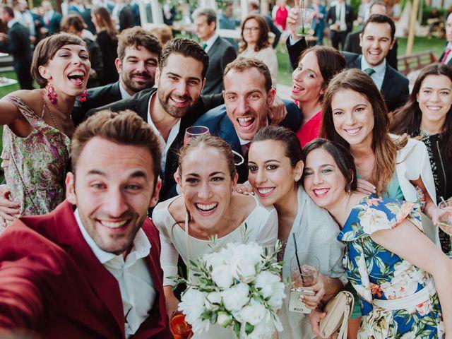 La boda de Angie y Luca en Jarandilla, Cáceres 77